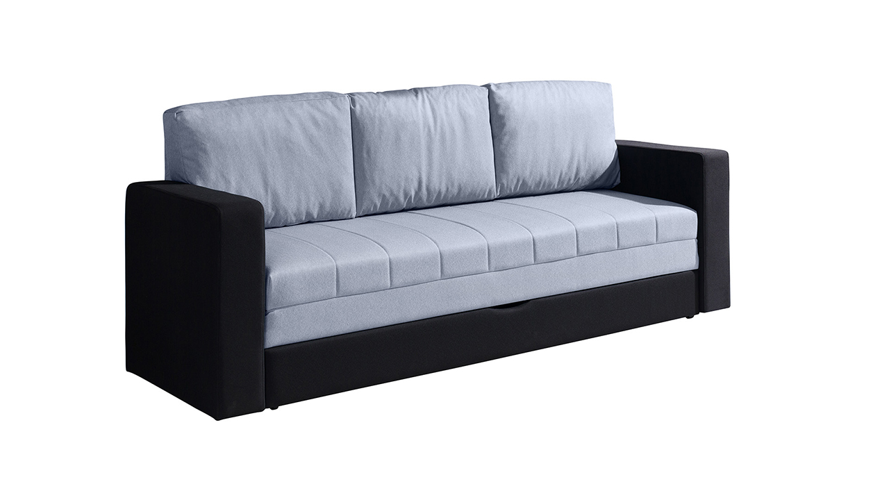 Sofa CALABRIA szara do salonu